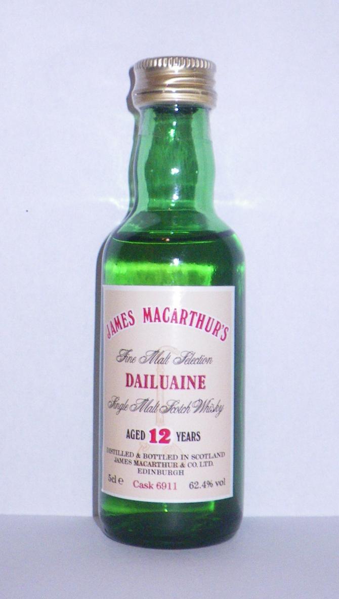 Dailuaine 12-year-old JM