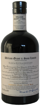 William Grant & Sons Limited Rare & Extraordinary