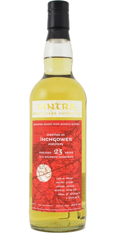 Inchgower 1990 KiW