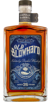 Old Blowhard 26-year-old OrBa