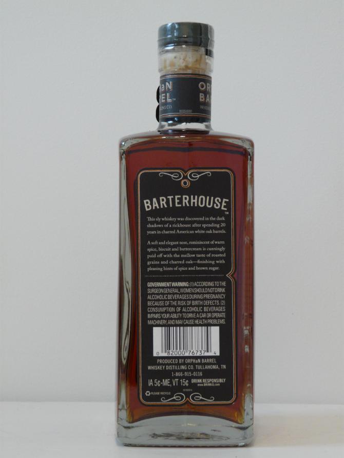 Barterhouse 20-year-old OrBa