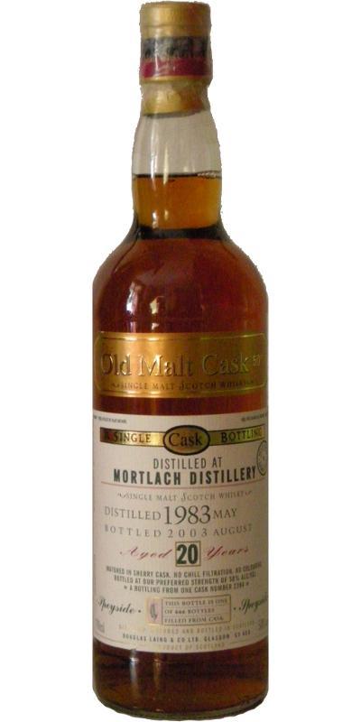 Mortlach 1983 DL
