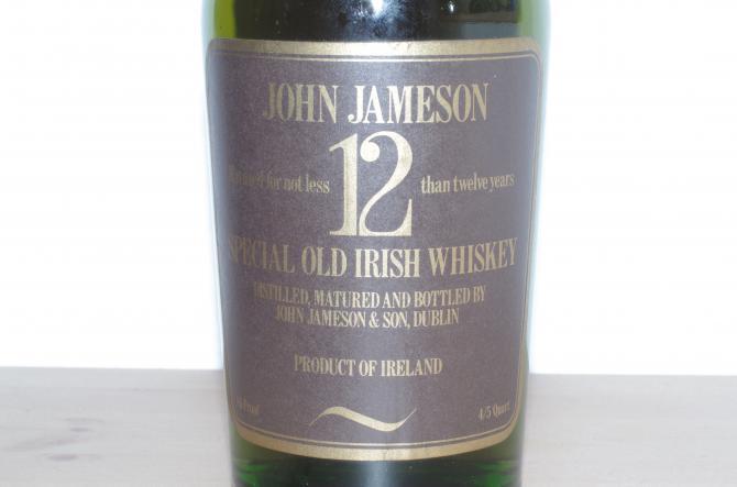 John Jameson 12-year-old