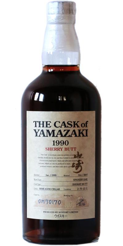 Yamazaki 1990