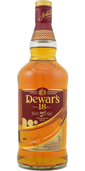 Dewar's 18-year-old