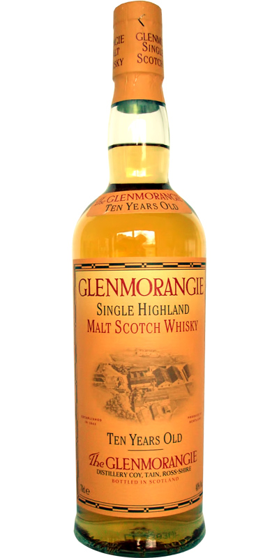 Glenmorangie 10-year-old