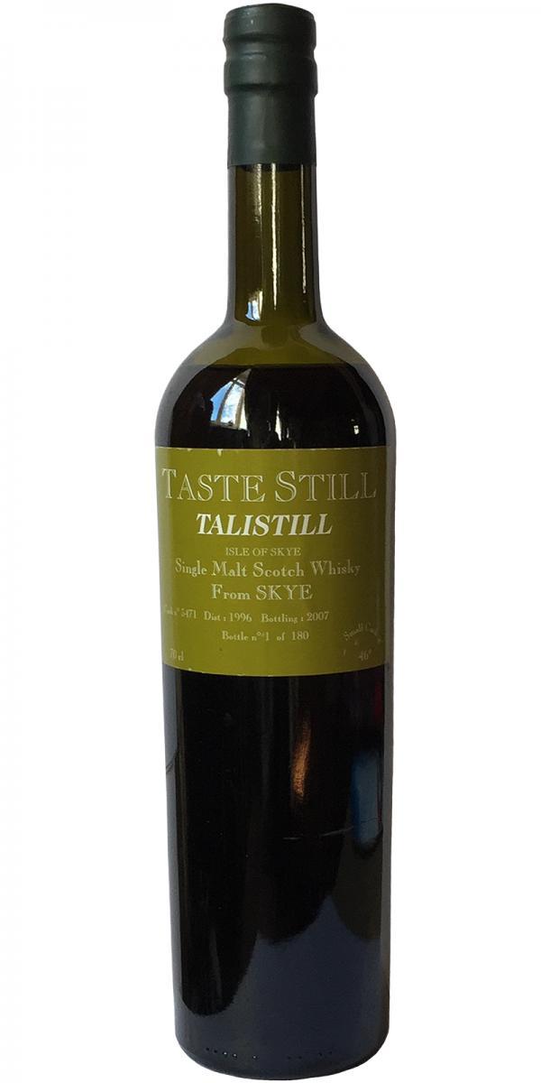 Talisker 1996 TS Talistill