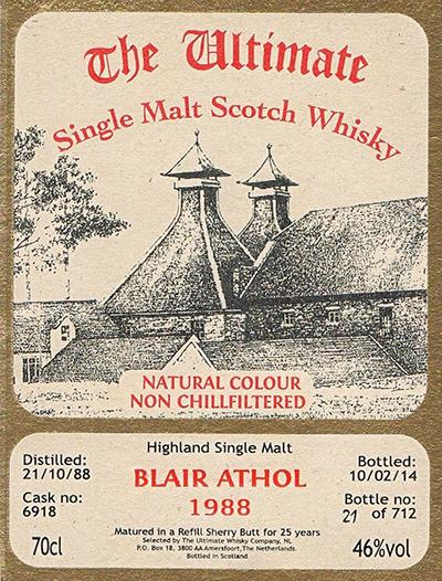 Blair Athol 1988 vW