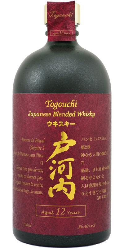 Togouchi 12-year-old