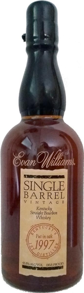 Evan Williams 1997