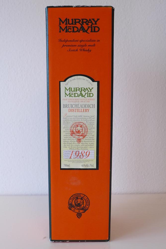 Bruichladdich 1989 MM
