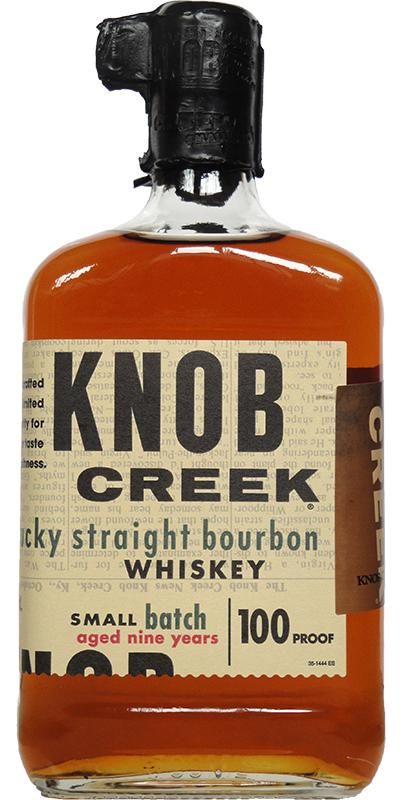 Knob Creek 09-year-old