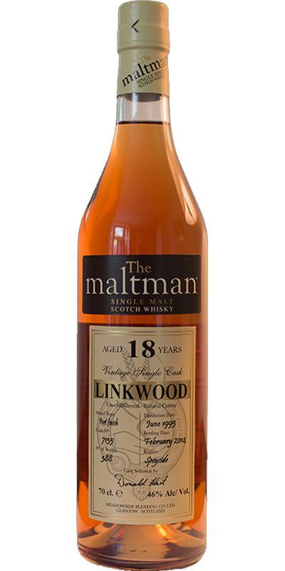 Linkwood 1995 MBl
