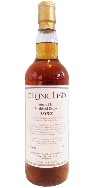 Clynelish 1992 GM