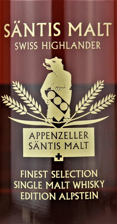 Säntis Malt Edition Alpstein