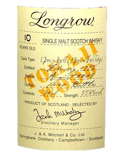 Longrow 1995