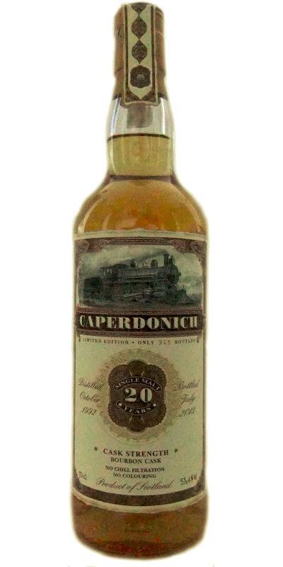 Caperdonich 1992 JW