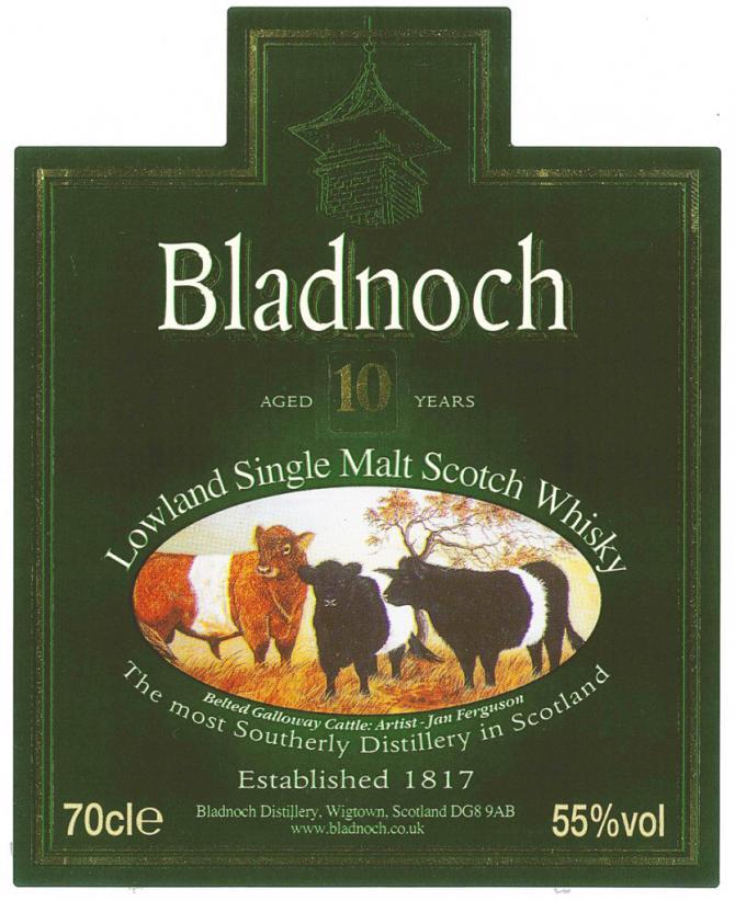 Bladnoch 2002