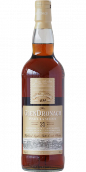 Glendronach 21-year-old Parliament