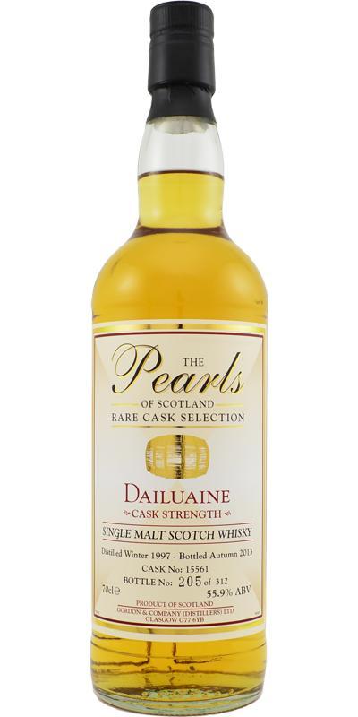 Dailuaine 1997 G&C