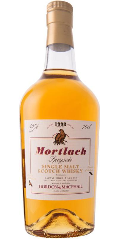 Mortlach 1998 GM