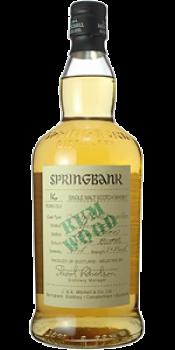 Springbank 1991 Rum