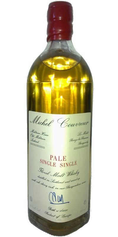 Michel Couvreur Pale Single-Single
