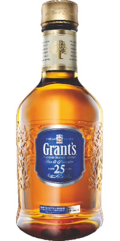 Grant's 25-year-old