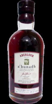 Aberlour A'bunadh batch #21