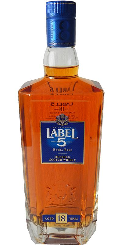 Label 5 18-year-old