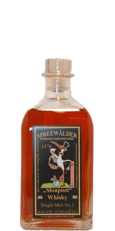 Single Malt Spreewald