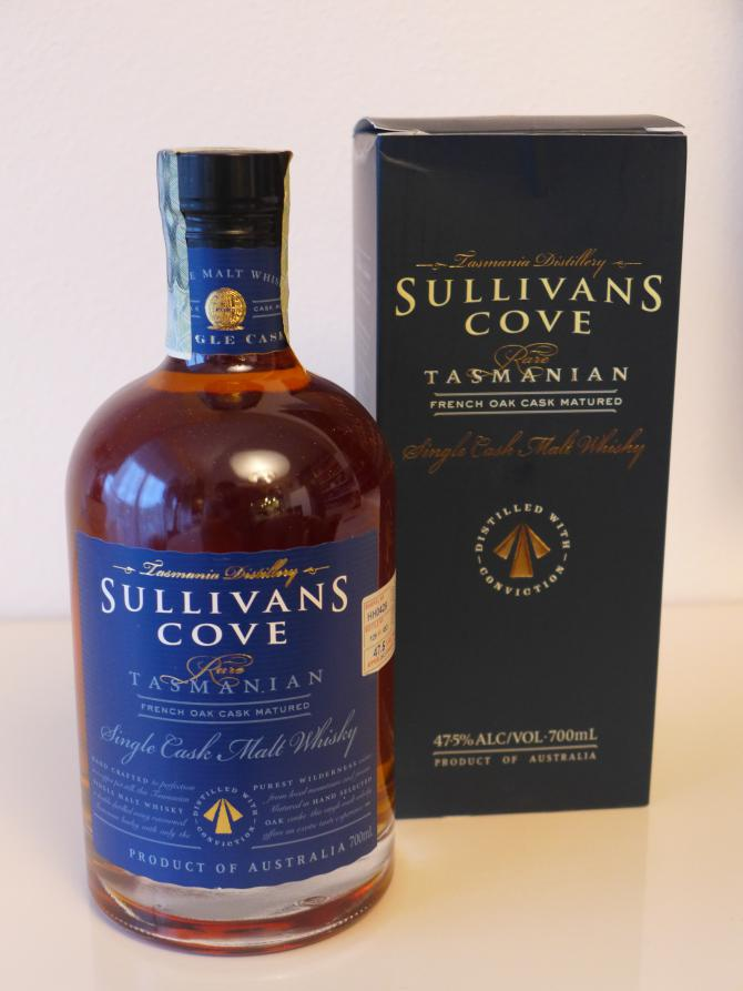 Sullivans Cove 2000