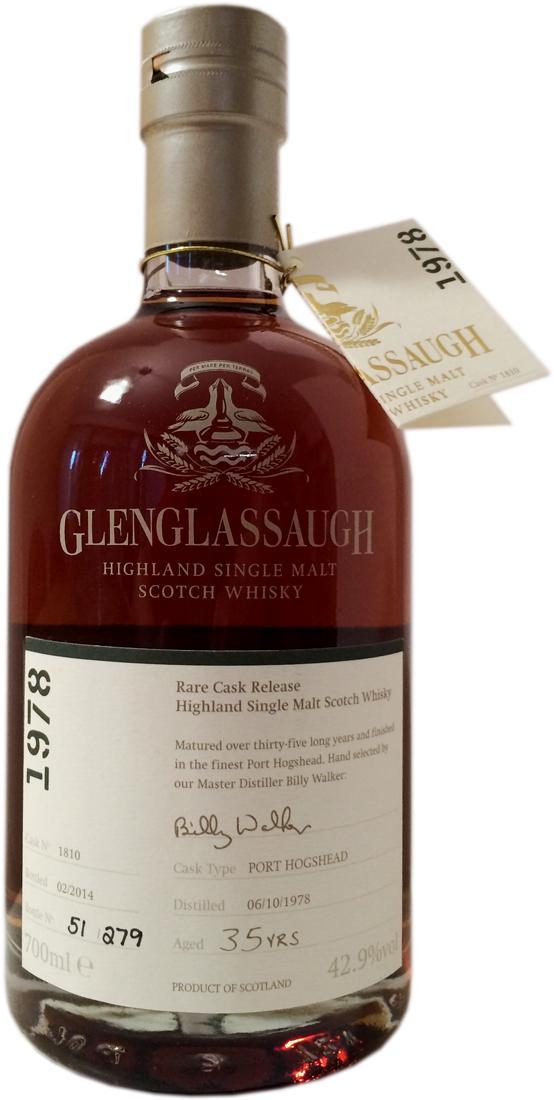 Glenglassaugh 1978