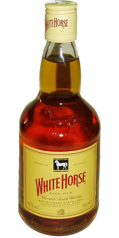 White Horse Fine Old Blended Scotch Whisky