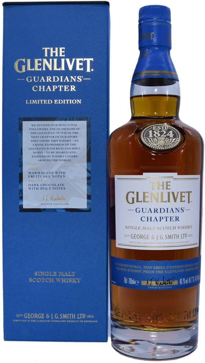 Glenlivet Guardians' Chapter