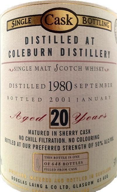 Coleburn 1980 DL