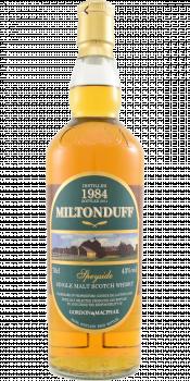 Miltonduff 1984 GM