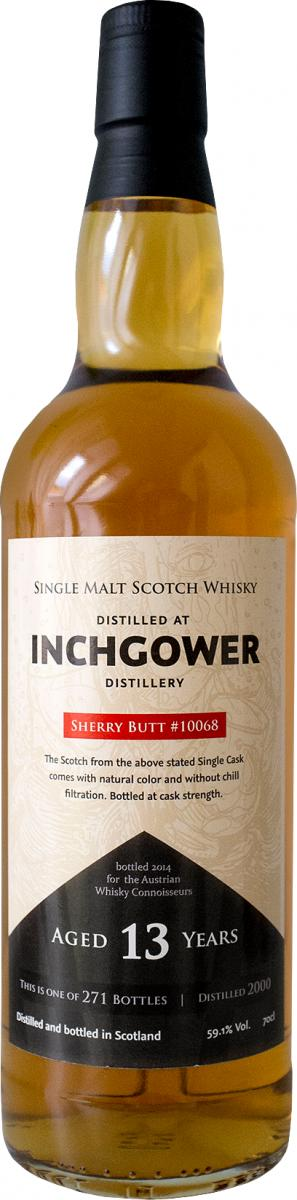 Inchgower 2000 AWC