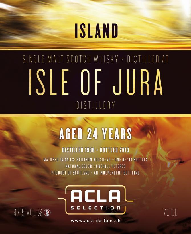 Isle of Jura 1988 AdF
