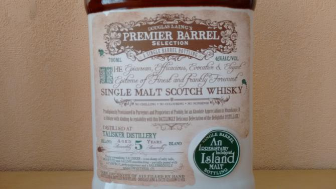 Talisker 05-year-old DL