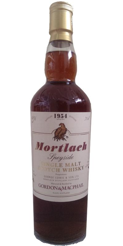 Mortlach 1954 GM