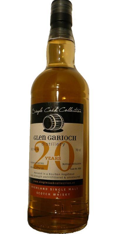 Glen Garioch 1993 SCC