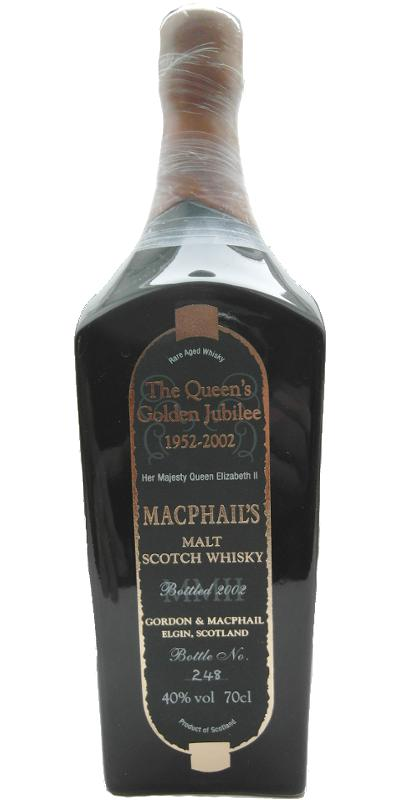MacPhail's The Queen's Golden Jubilee 1952-2002