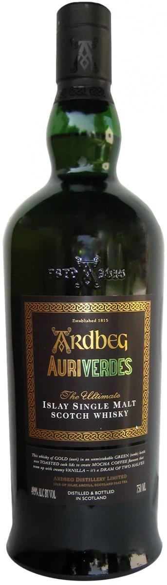 Ardbeg Auriverdes