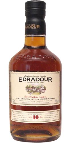 Edradour 10-year-old