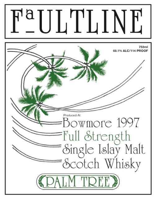 Bowmore 1997 K&L