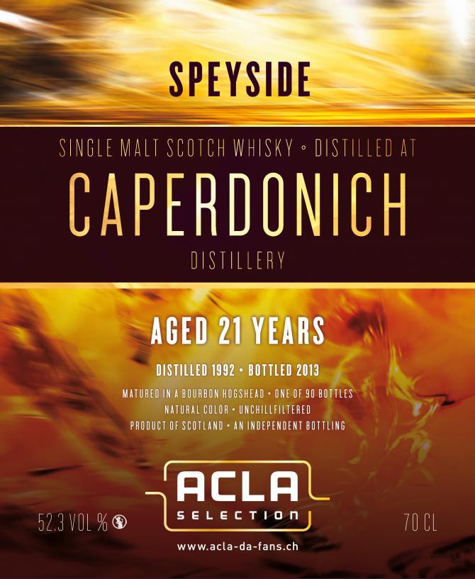 Caperdonich 1992 AdF