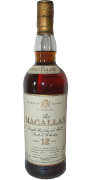 Macallan 12-year-old
