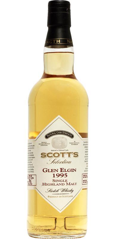 Glen Elgin 1995 Sc