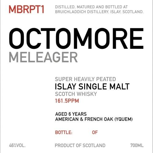 Octomore Meleager